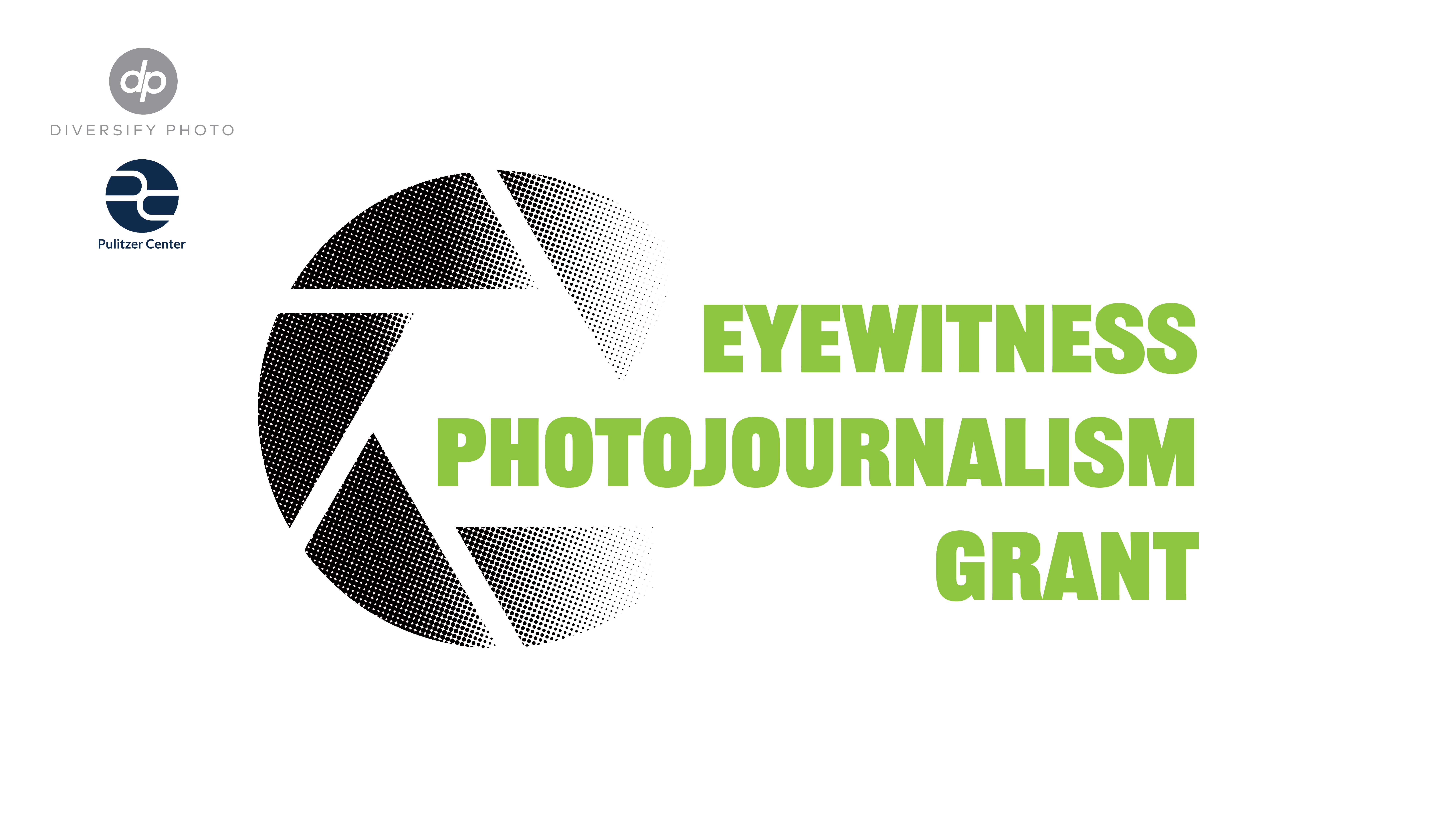The Eyewitness Photojournalism Grant. Graphic by Lucille Crelli.